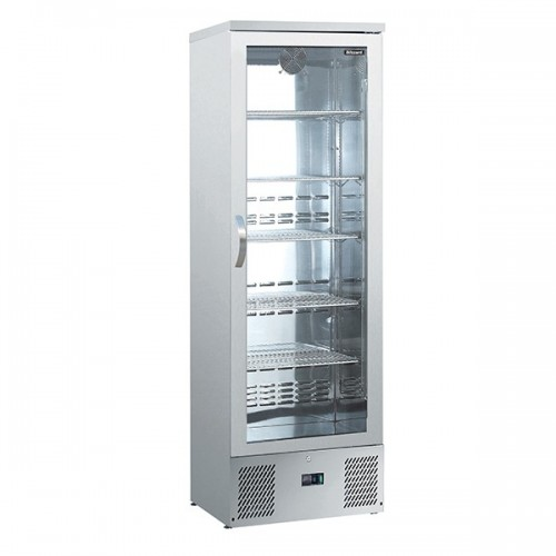 Upright Single Door SS Bar Bottle Cooler (324 BTL)