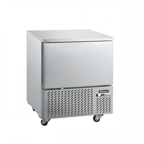 Blast Chiller/Freezer Stainless Steel 20kg/15kg