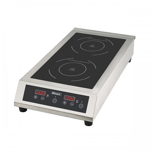 Double Induction Hob 6000W