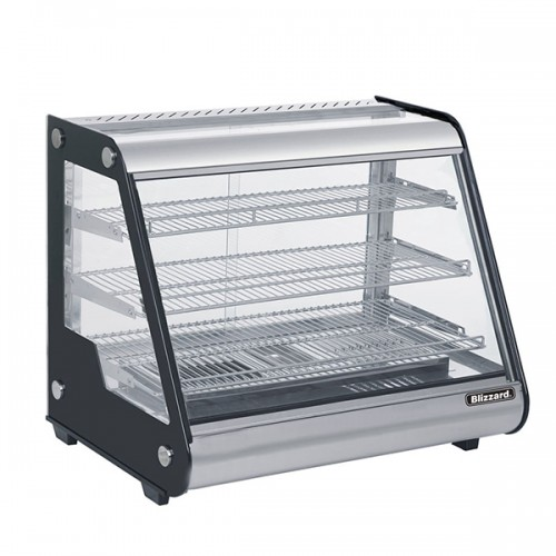 Counter Top Heated Merchandiser 160L