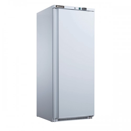 Single Door White Laminated Refrigerator 600L