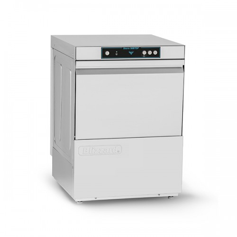 Storm Dishwasher with Break Tank & Drain Pump