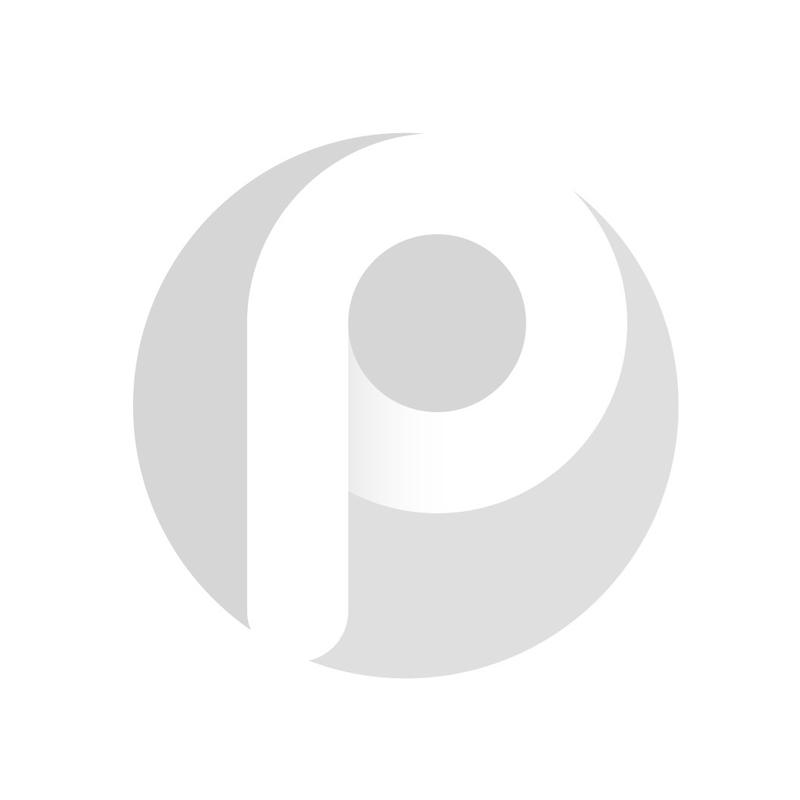 Under Counter White Laminated Refrigerator 145L